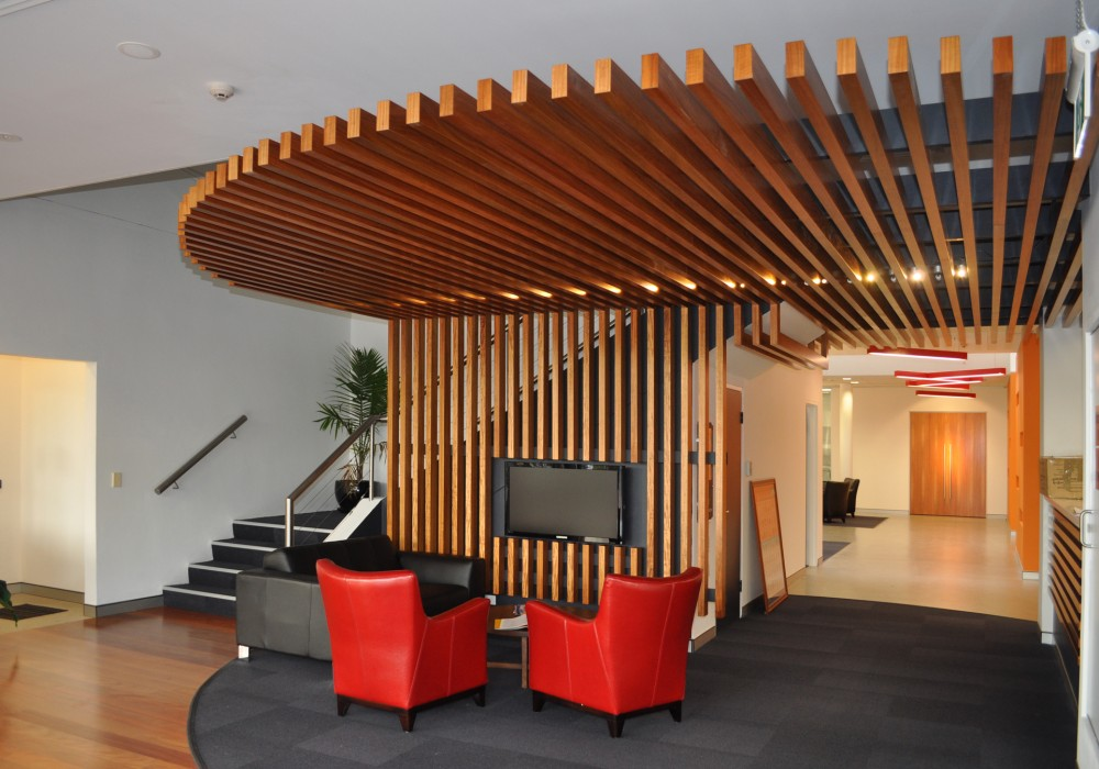 Large Slatted Ceilings Vtec Group