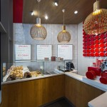 Vtec 3D Panels Metro London Cookie Shop