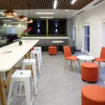supaslat-5-screw-fix-panels-redwood-with-light-stain-for-london-office-reception-and-break-out-area-3