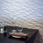 Vtec 3D Wall Panels Groove 3 design in paintable foil -8