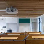 York University Lecture Theatre Vtec Acoustic Ceiling-3