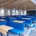 York University Lecture Theatre Vtec Acoustic Ceiling-2