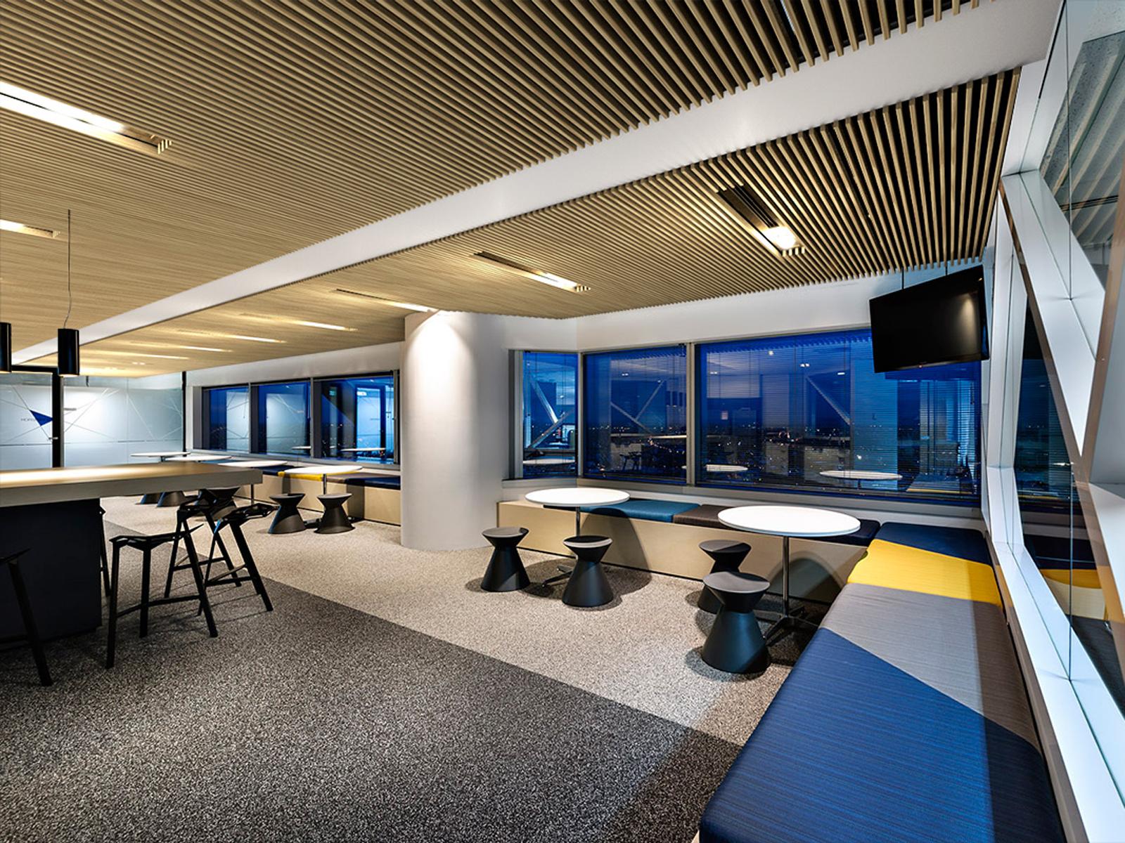 Supaslat Acoustic ceiling