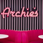 London Brick White Texture Wall Panels for Archie's - 6