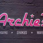 Rough Concrete Texture Wall Panels for Archie's - 12