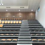 Vtec Supacoustic panels oak-veneer-in-clear-fr-lacquer education-hub-1
