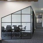 Vtec Supaslat 6 slatted ceiling for a Premier Mortgage Broker