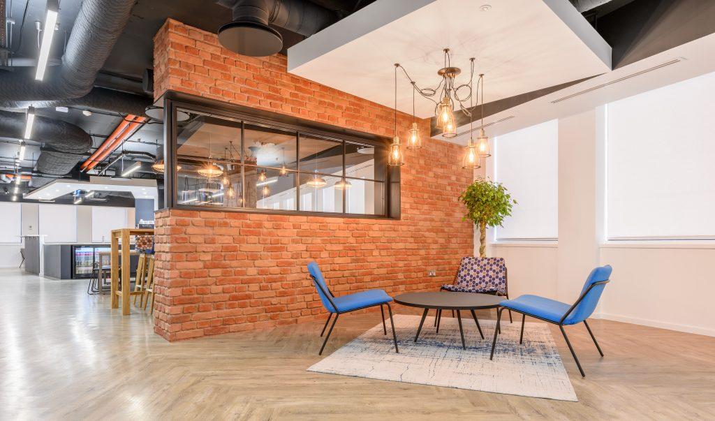 London Brick Shoredich Office