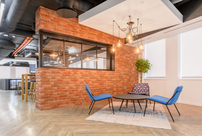 London Brick Shoredich Office