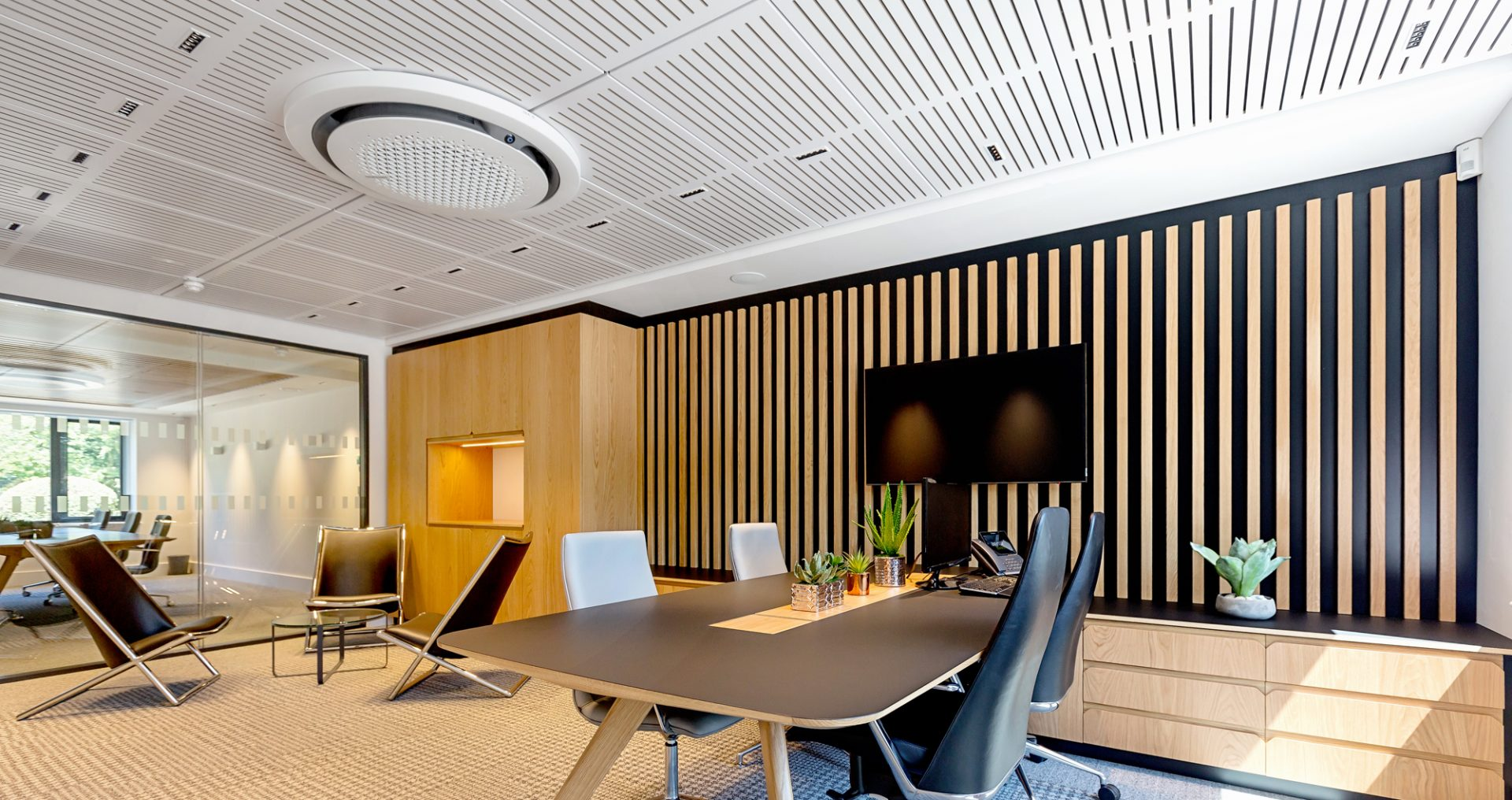 Timber Acoustic Panels Perforated Timber Panels Vtec Group