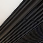 Vtec Slatted Timber Ceiling Supaslat 4 Class A Office building