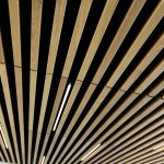 Vtec Timber Slatted Ceilings Supaslat 3 in South Coast Offices-25