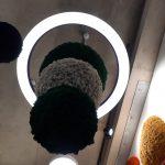 Vtec Showroom Clerkenwell Moss Sphere