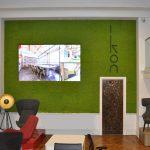 Vtec Arctic Moss in May Green Showroom Design-3