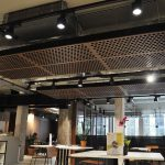 Vtec Supacoustic Rafts Coworking space Manchester-2