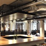 Vtec Supacoustic Rafts Coworking space Manchester-6