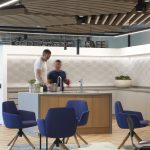 MaxiBeam Lightweight Acoustic Beams for a Dynamic Office-10