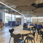 MaxiBeam Lightweight Acoustic Beams for a Dynamic Office-11
