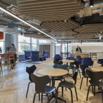 MaxiBeam Lightweight Acoustic Beams for a Dynamic Office-12