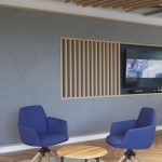 MaxiBeam Lightweight Acoustic Beams for a Dynamic Office-19