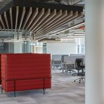 MaxiBeam Lightweight Acoustic Beams for a Dynamic Office-26