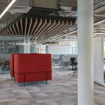 MaxiBeam Lightweight Acoustic Beams for a Dynamic Office-27