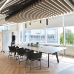 MaxiBeam Lightweight Acoustic Beams for a Dynamic Office-5