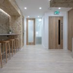 Stone Panels Coworking Office London -15