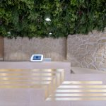 Stone Panels Coworking Office London -6