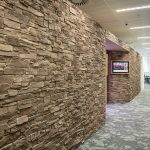 Stone wall panels - Sheffield