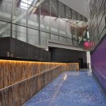 Vtec 3D panels Ripple 2-2 The Lowry Manchester