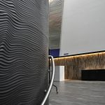Vtec 3D panels Ripple 2-2 The Lowry Manchester-6