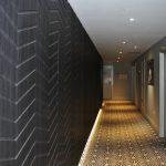 3D Wall Panels Bespoke Design Boutique Hotel Manchester -10