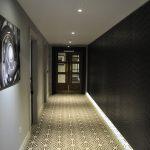 3D Wall Panels Bespoke Design Boutique Hotel Manchester -11
