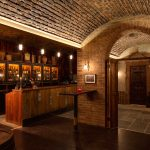 Vtec London_Brick_Multi_Texture Panels On_Curved_Ceiling_For_Bar_In_London-(2)