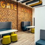 London Brick Multi Texture Wall Panels in Coppergate-House-15