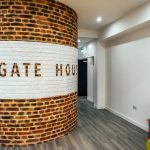 London Brick Multi Texture Wall Panels in Coppergate-House-2