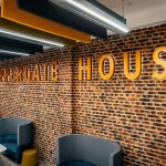 London Brick Multi Texture Wall Panels in Coppergate-House -5
