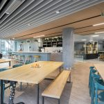 MaxiBeam & Supacoustic Ceiling in London Office