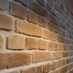 London Brick Wall Panels Sandy Brown Office 32